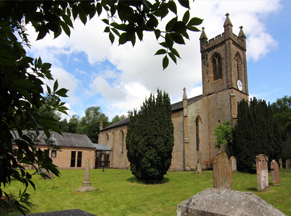 St John's Church, Houghton