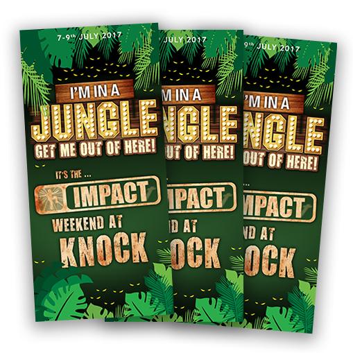 Impact weekend at Knock
