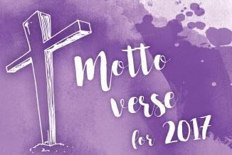 HK Motto Verse 2017