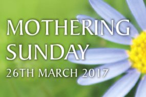 Mothering Sunday Services