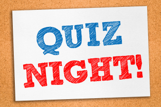 Quiz Night! - 21st September