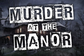 Murder at the Manor youth event