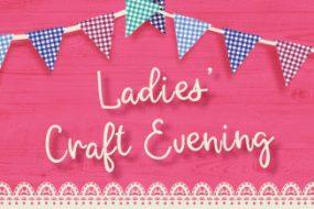 Ladies' Craft Evening