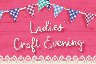 Ladies craft evening