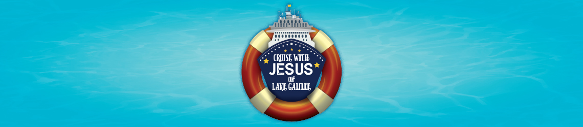 Holiday at home – Cruise with Jesus