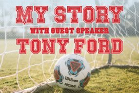My Story with Tony Ford