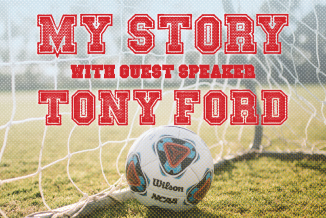 Tony Ford - My Story